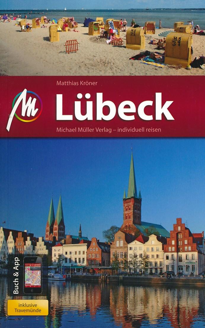 Reisgids Lubeck - L�beck    Michael Muller Verlag