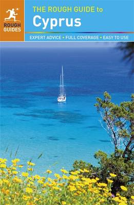 Reisgids Rough Guide Cyprus   Rough Guide