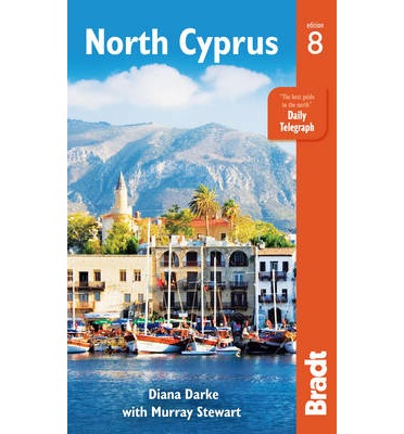Reisgids North Cyprus   Bradt Guide