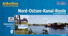 Fietsgids Nord-Ostsee-Kanal-Route Von Brunsb�ttel nach Kiel   Bikeline