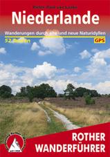 Wandelgids Nederland - Niederlande, Wanderungen durch alte und neue Naturidyllen   Rother (duitstalig)