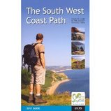 Wandelgids The South West Coast Path Guide 2011 :  SWCP association :