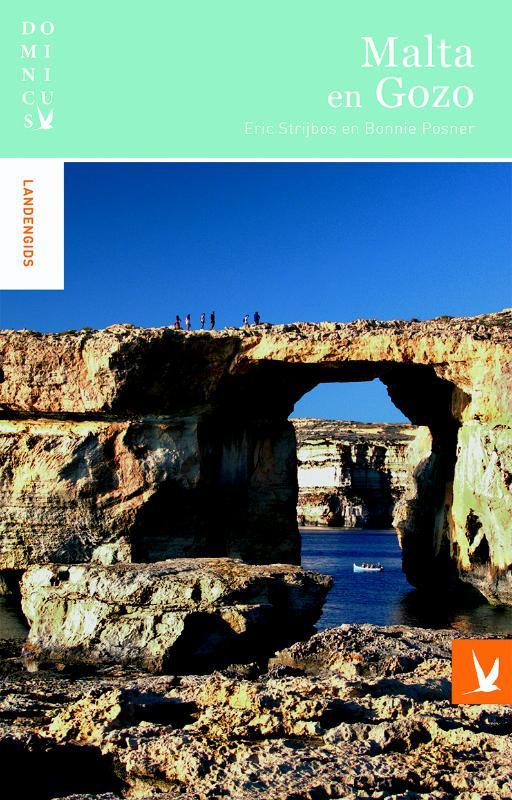 Reisgids Dominicus Malta en Gozo   Gottmer
