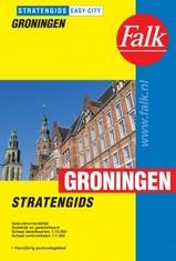Stadsplattegrond - Stratengids Easy City Groningen     Falk
