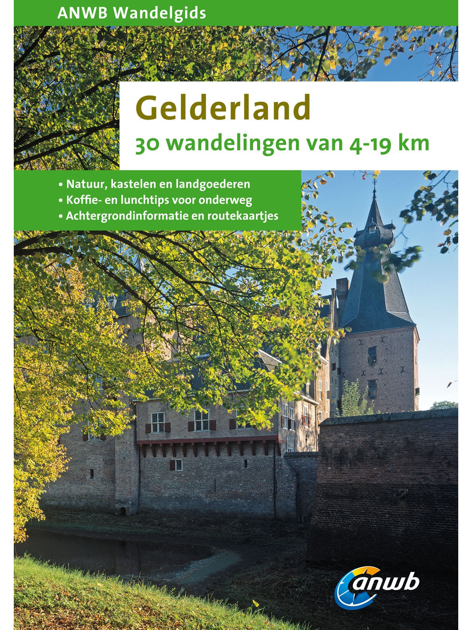 Wandelgids Gelderland   ANWB