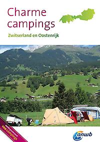 Campinggids Charme Campings Zwitserland Oostenrijk    ANWB