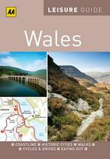 Reisgids Leisure Guide Wales : AA :