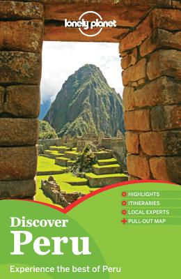 Reisgids Discover Peru   Lonely Planet