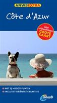 Reisgids Cote d'Azur   ANWB Extra