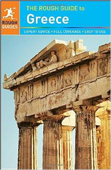 Reisgids Rough Guide Griekenland - Greece   Rough Guide