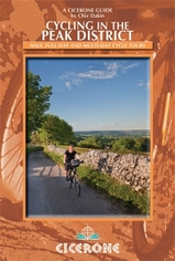 Fietsgids Cycling in the Peak District 21 routes in and around the National Park : Cicerone guides 9781852846305 :