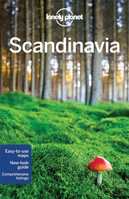 Reisgids Scandinavia Scandinavië   Lonely Planet