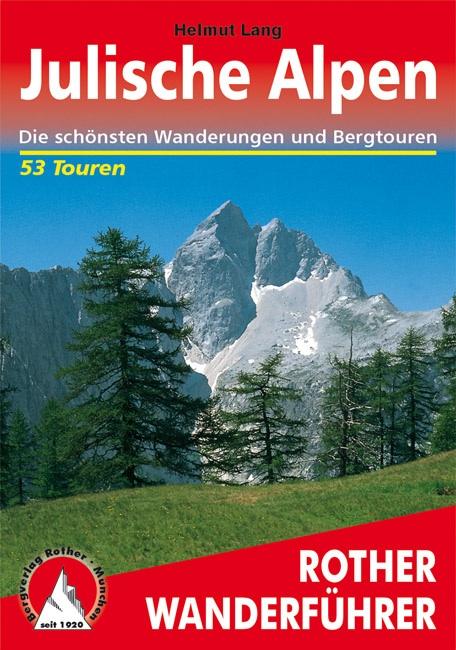 Wandelgids Julische Alpen - Slovenië   Rother