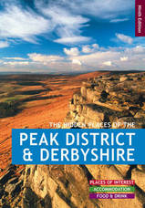 Reisgids Hidden Places of the Peak District & Derbyshire : Travel publishing :