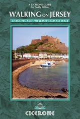 Wandelgids Walking on Jersey - Day walks in the Channel Islands : Cicerone :