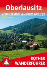 Wandelgids Oberlausitz - Zittauer und Lausitzer Gebirge   Rother