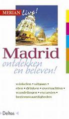 Reisgids Madrid - merian live   Deltas