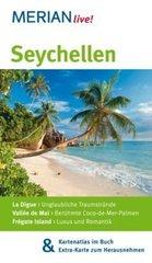 Reisgids Merian Live Seychellen (duitstalig)   Merian