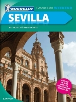 Reisgids Groene gids weekend Sevilla   Lannoo - Michelin