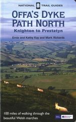 Wandelgids  Offa's Dyke Path North: Knighton to Prestatyn (National Trail Guides) : Aurum press :