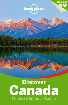 Reisgids Discover Canada   Lonely Planet