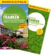 Reisgids Marco Polo Reisef�hrer Franken N�rnberg, W�rzburg, Bamberg   Marco Polo (Duitstalig)