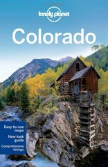 Reisgids Lonely Planet Colorado : Lonely Planet :