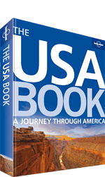 Fotoboek The USA Book (Paperback Pictorial) : Lonely Planet :