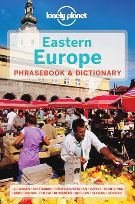 Woordenboek Taalgids Eastern Europe phrasebook - Oost Europa   Lonely Planet