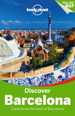 Reisgids Discover Barcelona   Lonely Planet