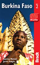 Reisgids Burkina Faso   Bradt guide
