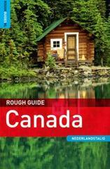Reisgids Rough Guide Canada (Nederlandstalig)   Unieboek