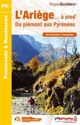 Wandelgids D009 L'Ariège... à pied   FFRP