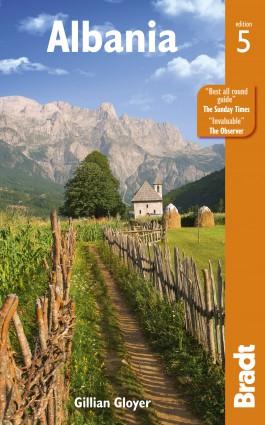 Reisgids  Albania - Albanië   Bradt Travel Guide   Gillian Gloyer