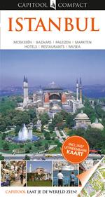 Reisgids Capitool Compact Istanbul   Unieboek