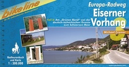 Fietsgids Europa-Radweg Eiserner Vorhang 3   Bikeline