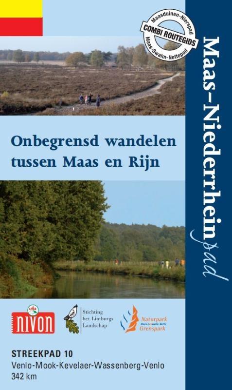 Wandelgids Maas-Niederrheinpad (Streekpad 10)   LAW