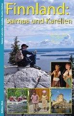 Reisgids Finnland: Saimaa und Karelien selbst entdecken - Finland   Edition Elch