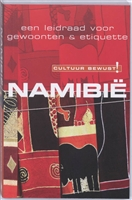 Reisgids Cultuur Bewust! Namibie - een leidraad voor gewoonten en etiquette   Elmar