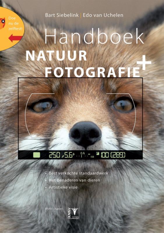 Handboek Natuurfotografie   KNNV Uitgeverij