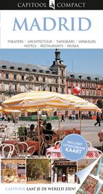 Reisgids Madrid   Capitool Compact