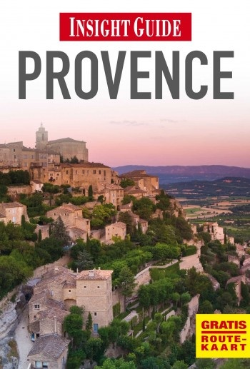 Reisgids Provence Insight Guide   Cambium
