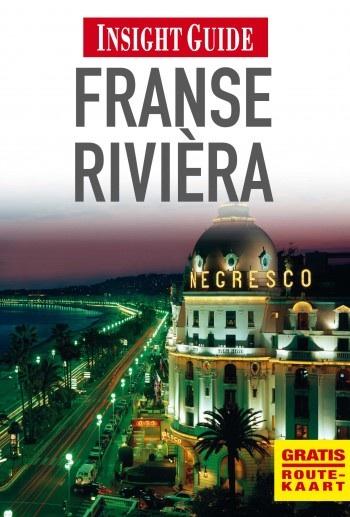 Reisgids Franse Riviera Insight guides NEDERLANDS   Cambium