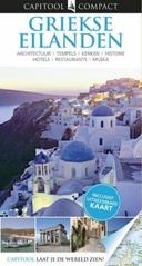 Capitool Compact Griekse Eilanden   Capitool Reisgidsen