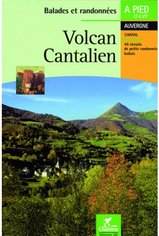 Wandelgids VOLCAN CANTALIEN Auvergne : Cantal   Chamina