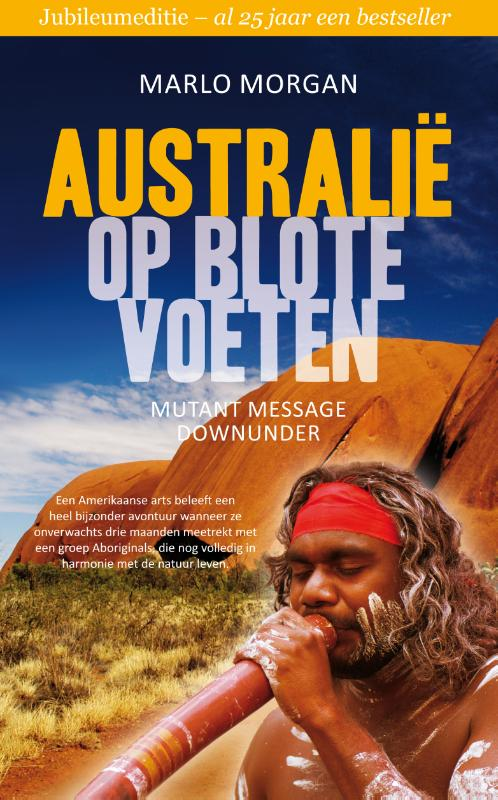 Reisverhaal Australie op blote voeten   Marlo Morgan