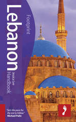 Reisgids Libanon - Lebanon   Footprint Guides