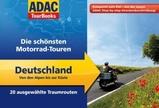 Motorreisgids ADAC TourBook Motorradtouren Deutschland  - Duitsland   ADAC