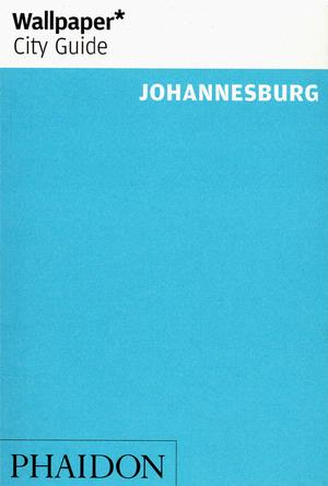 Reisgids Wallpaper Johannesburg   Phaidon Press