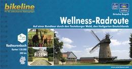 Fietsgids Wellness-Radroute  Auf einer Rundtour durch den Teutoburger Wald - der Heilgarten Deutschlands   Bikeline Esterbauer